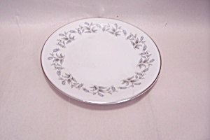 Pasco Flower Dance Pattern Bread & Butter Plate