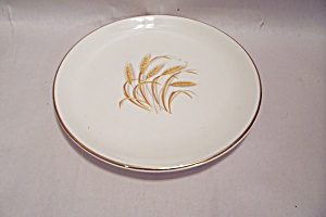 Harmony House Golden Wheat Pattern Bread & Butter Plate