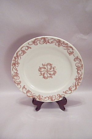 Mayer Kirkwood Pattern China Dinner Plate
