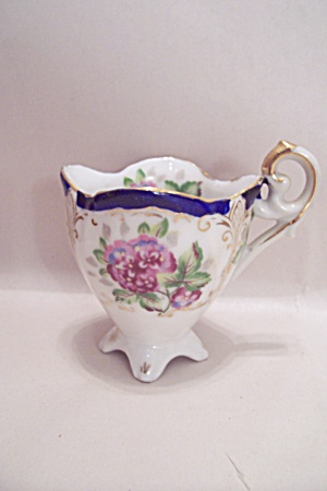 Occupied Japan Porcelain Demitasse Footed Cup