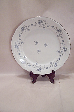 Johann Haviland Blue Garland Pattern China Dinner Plate