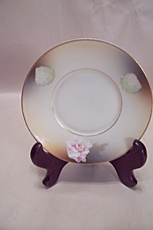 Tillowitz Floral Design China Saucer