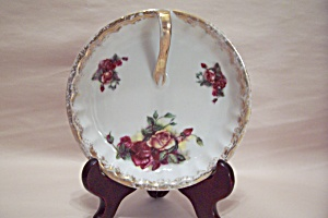 Royal Sealy China Handled Candy Dish