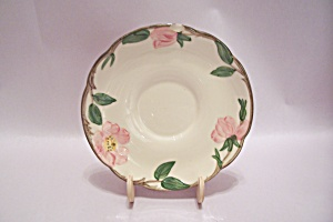 Franciscan Desert Rose China Saucer