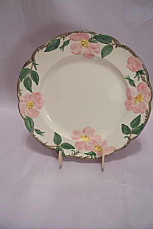 Franciscan Desert Rose Pattern Dinner Plate
