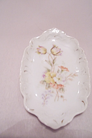 German Limited Edition China Dish