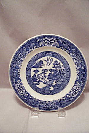 Royal China Willow Ware Collector Plate