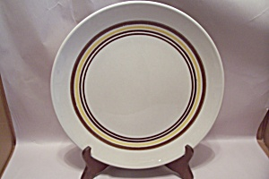 Usa Cream Colored Round China Chop Plate/platter