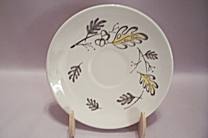 Royal China Autumn Winds Pattern Saucer