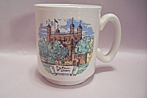 Tower Of London Souvenir Mug