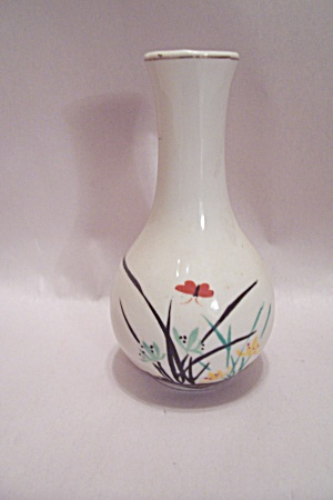 Decorative Miniature Floral Motif Vase