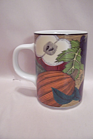 Dansk Cornucopia China Mug