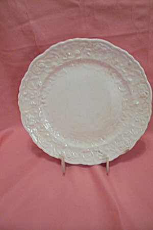 Pope Gosser Rose Point China Dinner Plate