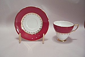 Sutherland Bone China Cup & Saucer Set
