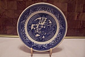 Royal China Willow Ware Pattern Saucer