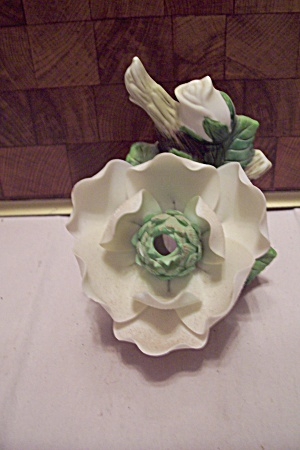 Porcelain Flower Night Light Holder/cover