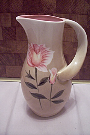 Japanese Porcelain Hand Painted Decorative Pitcher