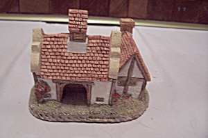Porcelain Miniature English School House
