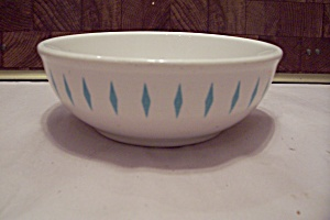 Homer Laughlin Best China Dh Pattern Soup Bowl