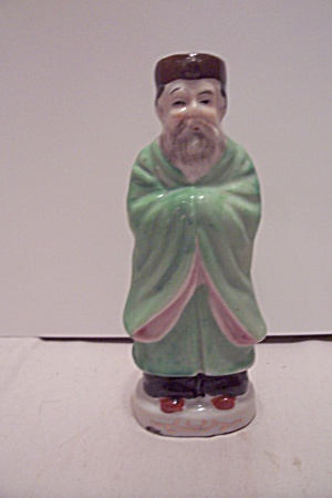 Porcelain Chinese Elder Figurine