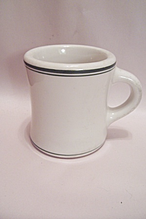 Sterling Vitrified China Restaurant Coffee Mug