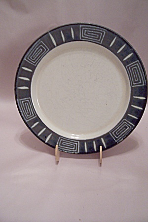 Mikasa Potter's Craft Firesong China Dinner Plate