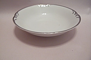 Style House Embassy Pattern China Dessert Bowl