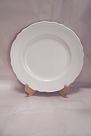 Style House Puritan Pattern China Chop Plate/platter