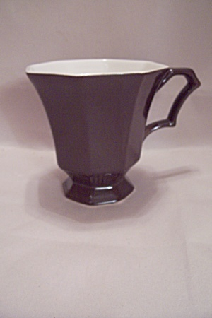 Nikko Classic Collection Fine China 8-sided Footed Cup
