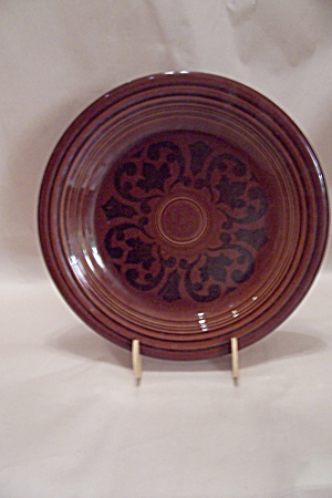 Sheffield Amberstone Pattern Dinner Plate