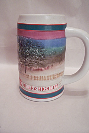 Miller High Life Porcelain Beer Mug
