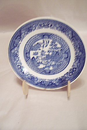 Royal China Willow Ware Pattern China Saucer