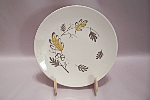 Royal China Autumn Winds Pattern Salad Plate