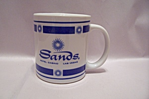 Porcelain Sands Casino, Las Vegas Advertising Mug