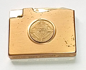 1957 Elgin American Lighter K Of C Lighter
