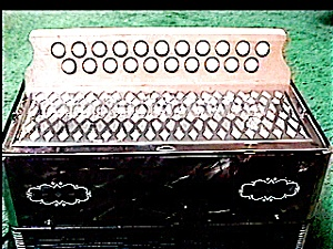 2-row Diatonic Button Accordion