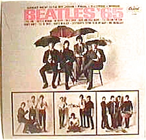 'beatles 65' Lp Vinyl Record