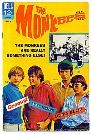 'the Monkees' #1 Vintage Comic