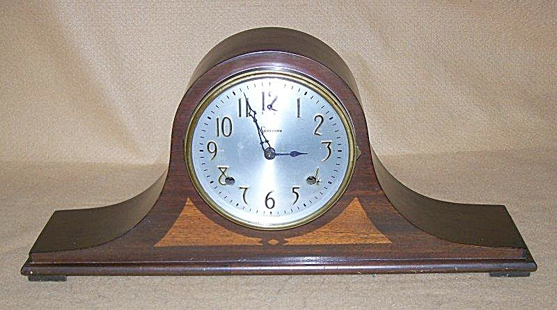 Vintage Sessions Chiming Mantel Clock