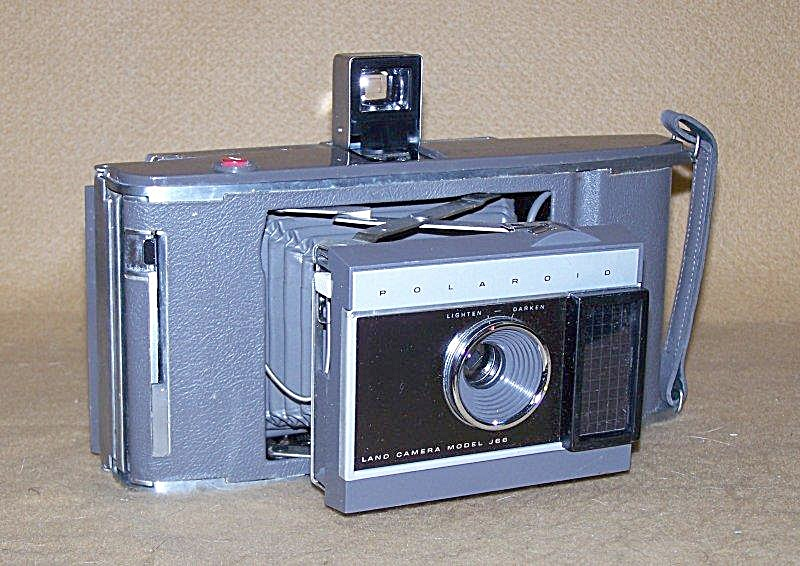 Collectible Polaroid Model J66 Camera Outfit