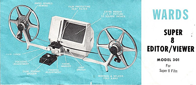 Wards Super8 Editor/viewer - Downloadable E-manual
