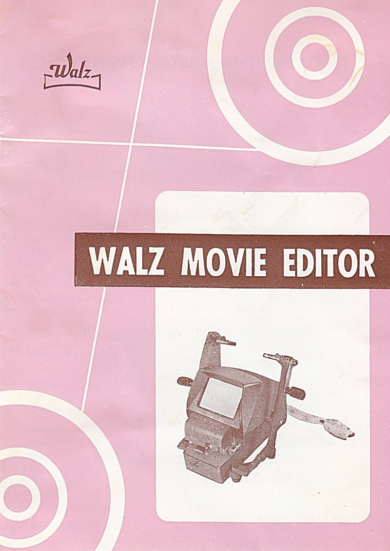 Walz Movie Editor - Downloadable E-manual
