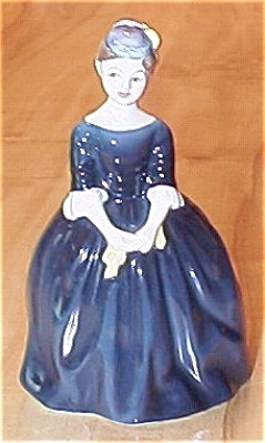 Royal Doulton Cherie Figurine, Hn2341, 1965, Discontinued