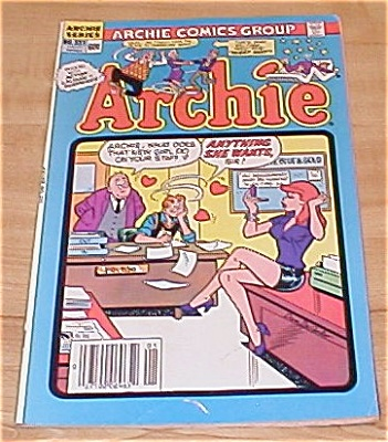 Archie Series: Archie Comic Book No. 321