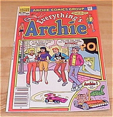 Archie Series: Everything's Archie Comic Book No. 103