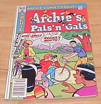 Archie Series: Archie's Pals 'n' Gals Comic Book No. 155