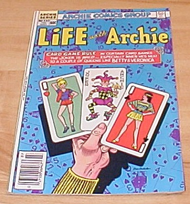 Archie Series: Life With Archie Comic Book No. 237