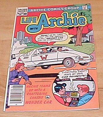 Archie Series: Life With Archie Comic Book No. 240