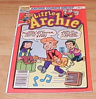 Archie Series: Little Archie Comic Book No. 176