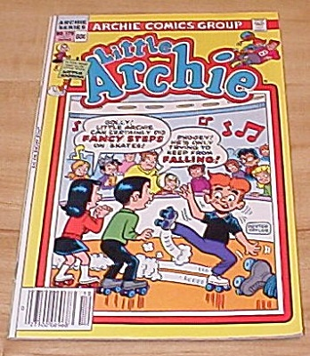 Archie Series: Little Archie Comic Book No. 179